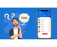 How much does it cost to develop a Debit / Credit app?