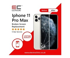 iPhone 11 Pro Max Repair Services in London