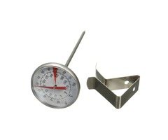 Clip On Metal Dial Food Thermometer Gauge -10-100℃ For Candle/ Soap/ Jam Making DIY Tools Kit