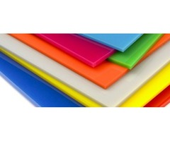 Cut to Size Coloured Acrylic Sheet Online Shop | Wholesale POS Ltd
