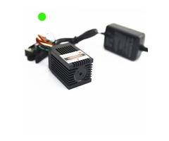 High Power 200mW Green Laser Diode Module Review