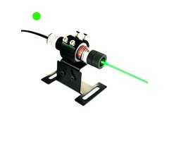 High Precision 100mW 532nm Green Dot Laser Alignment