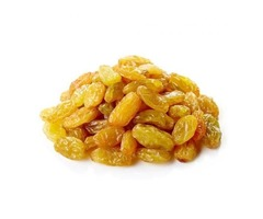 Sale of raisins and other dried fruits wholesale and retail