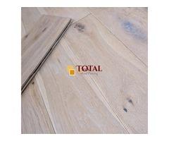 Engineered Oak Brushed oiled   Total Wood Flooring