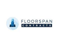 Suspended Concrete Floor Construction