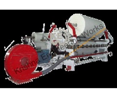 HDPE Slitter Rewinder Machine, Slitting Rewinding Machine