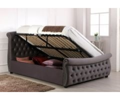 Shop Luxury Ottoman Beds Online-Swagger Home Furnishings