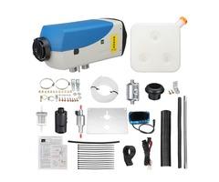 12V 5000W Diesel Air Heater Parking Heater Warming Equipment Set