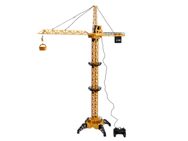91113 128CM 4CH Electric Remote Control Rc Crane Toy High Rise Tower Construction Engineering Truck | free-classifieds.co.uk