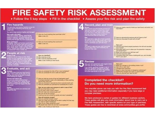 Fire Risk Assessment London   free-classifieds.co.uk