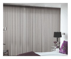 Get attractive Vertical window blinds at low price.