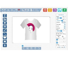 How to personalize a t-shirt using t-shirt design software?
