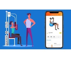 On Demand Gym Coach Hiring App Development