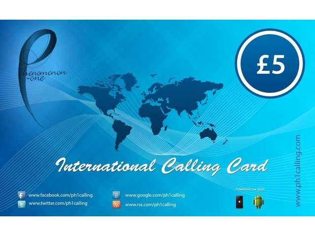 International calling cards   free-classifieds.co.uk