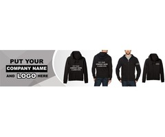 make your own zip up hoodie