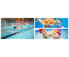 One to one or Private swimming lessons | Goggle and Giggle London