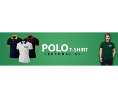 Custom Made Polo T-shirts