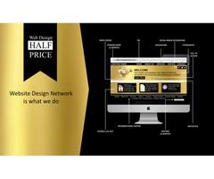 Website Design - HALF PRICE