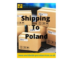 Shipping To Poland With Worldwide Parcel Services