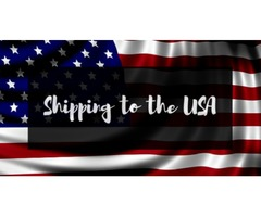 Ship Parcel UK to USA with the world's best couriers