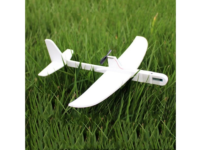 Super Capacitor Electric Hand Throwing Free-flying Glider Airplane Model | free-classifieds.co.uk