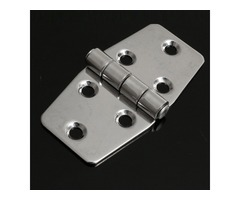 3 Inch Stainless Steel Boat Marine Flush Door Hatch Compartment Hinges Replacment