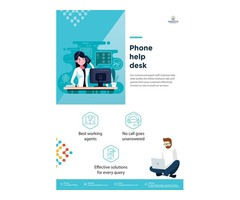 Phone Help Desk | Pixelette Technologies