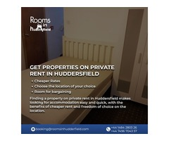Get properties on private rent in Huddersfield | free-classifieds.co.uk