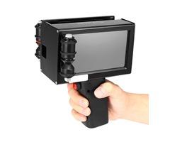 600DPI LED Screen Handheld Smart Date Coder Inkjet Printer Ink Coding Machine