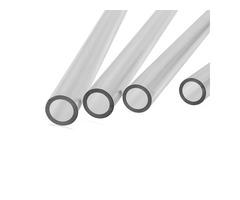 4pcs 500mm PETG Tubing Rigid Tubes Set 10/14mm Clear Bending Hard Tubes Water Cooling