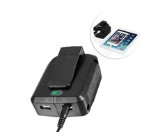 14.4V-18V Li-ion Battery Charger With USB Output for Makita BL1430 BL1830 Power Tool Battery