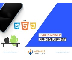 Hybrid App Development Companies in India, UK & USA