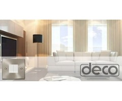 Scolmore Click Deco Switches & Sockets - Electrical Counter