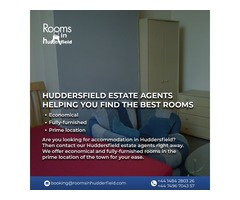Huddersfield estate agents – Helping you find the best rooms