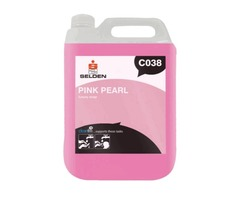 Selden Pink Pearl Hand Soap - Express Cleaning Supplies