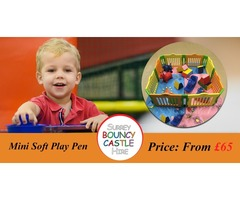 Mini Soft Play Pen