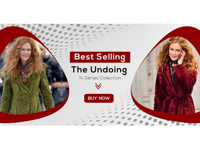 The Undoing Grace Sachs Nicole Kidam Coat | free-classifieds.co.uk