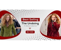The Undoing Grace Sachs Nicole Kidam Coat