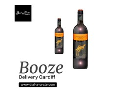 Get your favourite wine, beer Delivery Cardiff