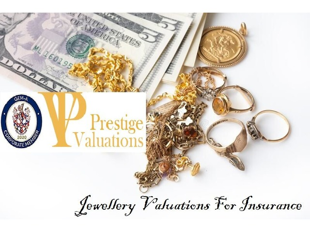 Jewellery Valuations for Insurance | free-classifieds.co.uk