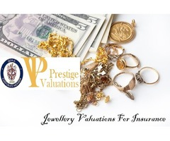 Jewellery Valuations for Insurance