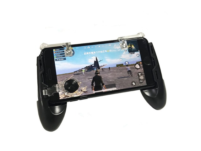 Bakeey 4 in 1 Mobile Phone Gamepad Joystick Gamer Controller Phone Holder For Smart Phone | free-classifieds.co.uk
