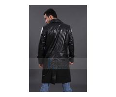 Black Friday—Dr. Christopher Eccleston Leather Coat