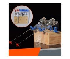 1 Set DIY Boat Propeller Kit Watercraft Motor Shaft Model RC Hobby Hand Learning Toy