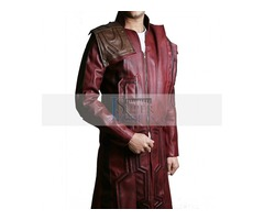 Guardians Of Galaxy Vol 2 Leather Coat