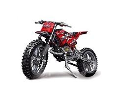 Decool Technic City Moto Cross Bike With Box Building Blocks Toys Bricks Classic Model Kids Toy Chil