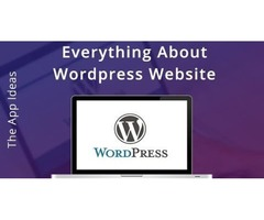 Wordpress Website | Everything about wordpress website | Website Development