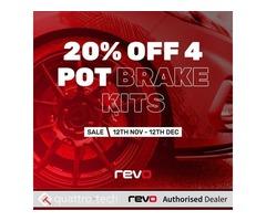 Mono 4 brake kit Sale