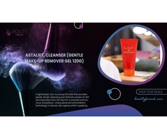 ASTALIFT, CLEANSER (GENTLE MAKE-UP REMOVER GEL 120G)