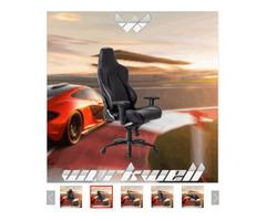 High Quality Comfortable PC Racing Gaming Chair